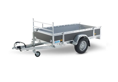 Hapert Aanhangwagens Nieuwe Hapert Azure L-1 300x130cm (750kg-1800kg)