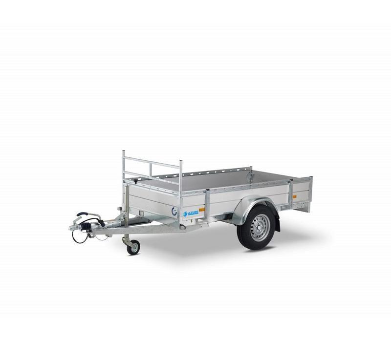 Nieuwe Hapert Azure L-1 chassis 250x130cm (750kg-1800kg)