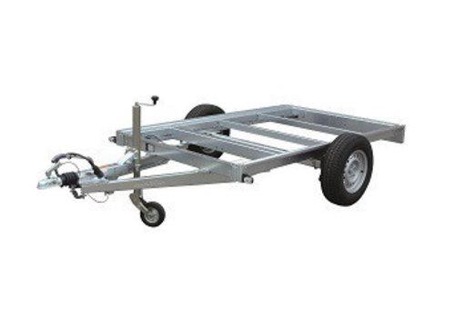 Hapert Aanhangwagens Nieuwe Hapert Azure L-1 chassis 250x130cm (750kg-1800kg)