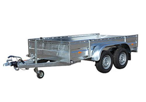 Hapert Aanhangwagens Nieuwe Hapert Azure L-2 300x150cm (2000-3500kg)