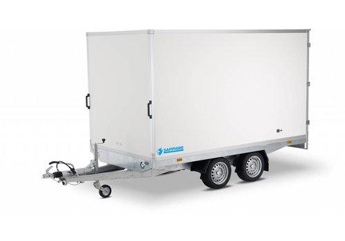 Hapert Aanhangwagens Hapert Sapphire H-2 gesloten aanhanger 600x240cm  (2000kg-3500kg)