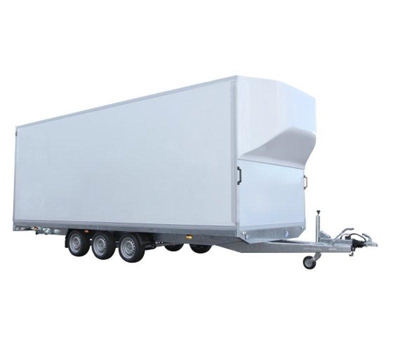 Hapert Sapphire H-3 gesloten aanhanger 405x220cm  (3500kg)