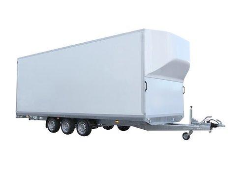 Hapert Aanhangwagens Hapert Sapphire H-3 gesloten aanhanger 605x240cm  (3500kg)