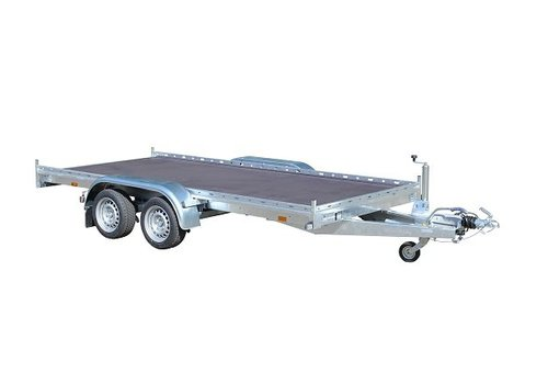 Hapert Aanhangwagens Hapert Indigo L-2 Motortrailer 250x130cm (2000-3500kg)