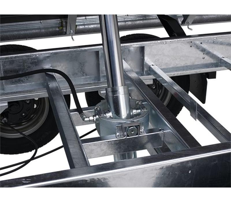 Hapert Cobalt HM-2 3-zijdige kipper 335x180cm (2700-3500kg)