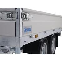 Hapert Cobalt HM-2 3-zijdige kipper 335x200cm (2700-3500kg)