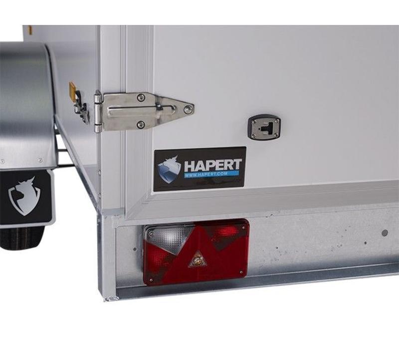 Nieuwe Hapert Saphire L1 250x130x180cm (750kg-1800kg)