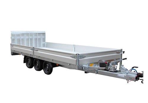 Hapert Aanhangwagens Hapert Indigo HT-3 Transporter 505x201 (3500kg) Tridem