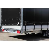 Hapert Azure met huif 605x202x200cm 3500kg