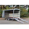 Hapert Aanhangwagens Hapert Azure met huif 505x202x200cm 3500kg