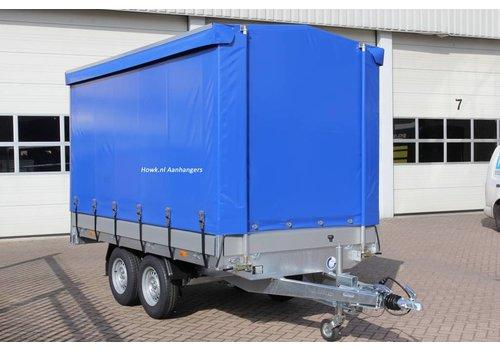 Hapert Aanhangwagens Hapert Azure met huif 335x180x180cm 2700kg