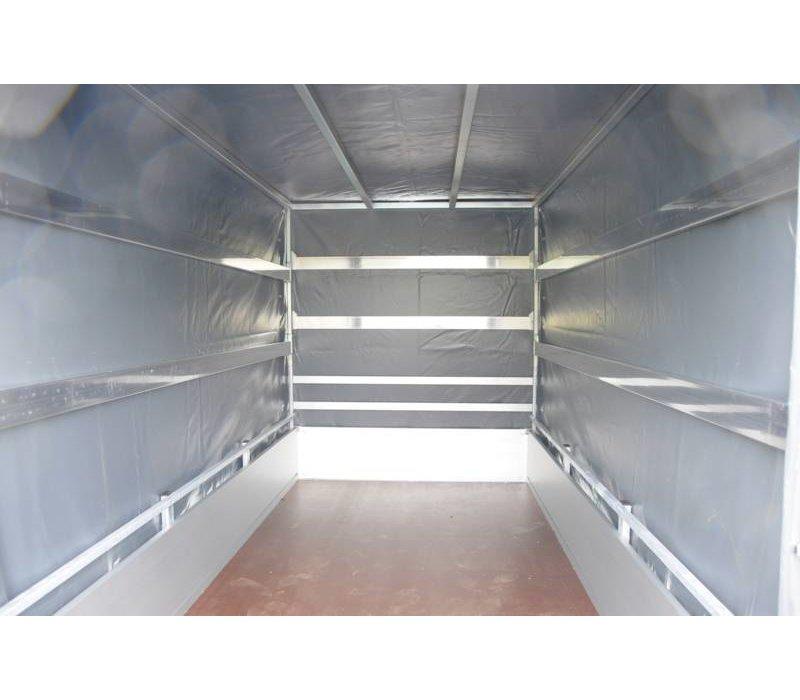 Anssems BSX1350 301x150x150cm ( 1500kg ) met huif