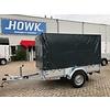 Anssems aanhangwagens Anssems BSX1350 301x150x150cm ( 1500kg ) met huif