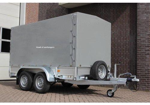 Hapert Aanhangwagens Nieuwe Hapert Azure L-2 met huif  300x150x180cm (2000-3500kg)
