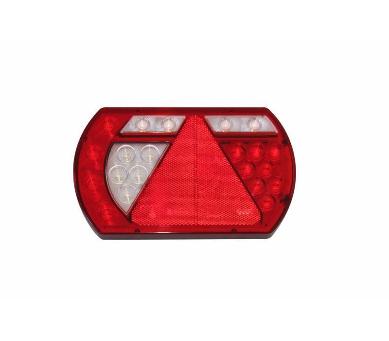 LUCIDITY LED links 8-polig