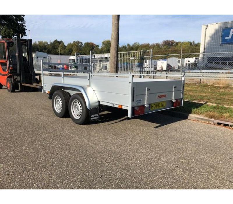 Open tandemas bakwagen huren? ( 750kg - 2500kg )