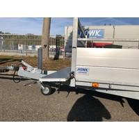 Open enkelas bakwagen huren? (750-1500kg)
