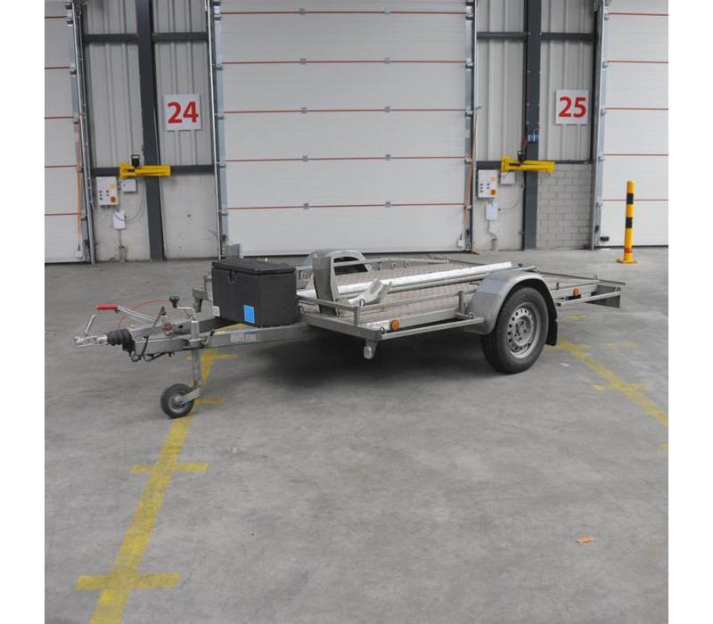 Motor aanhanger voor 2 motoren (max 750kg)