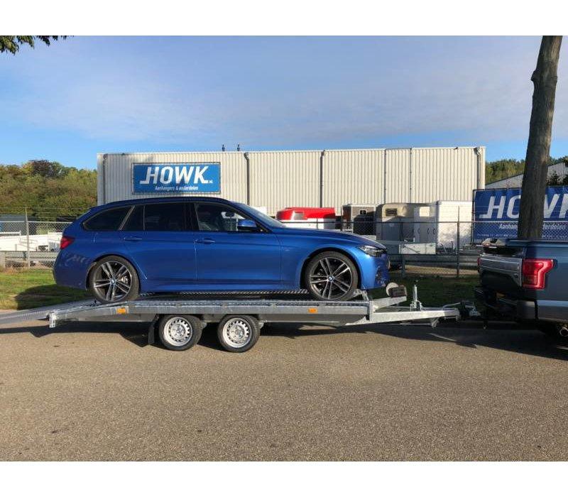 Auto transporter huren?