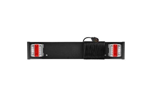 Verlichtingsbalk LED 90cm + 10M kabel