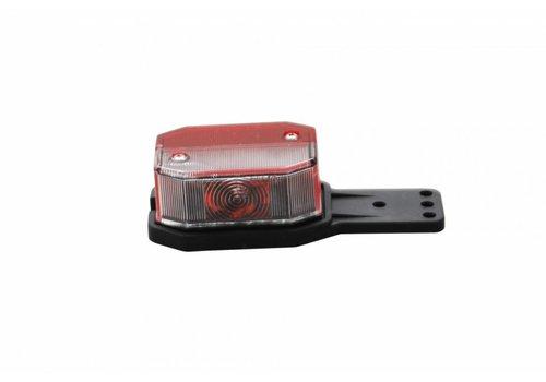 Aspöck ASPÖCK Flexipoint I, contourlamp rood/wit