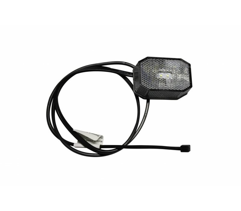 ASPÖCK Flexipoint LED breedtelamp wit