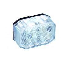 ASPÖCK Flexipoint LED contourlamp rood/wit