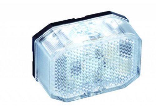 Aspöck ASPÖCK Flexipoint LED contourlamp rood/wit