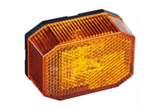 Aspöck ASPÖCK Flexipoint LED zijmarkeringslamp oranje