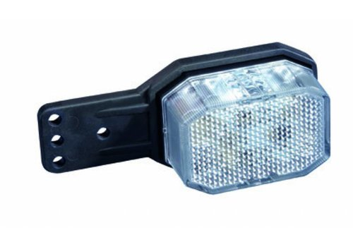Aspöck ASPÖCK Flexipoint LED zijmarkeringslamp rood/wit