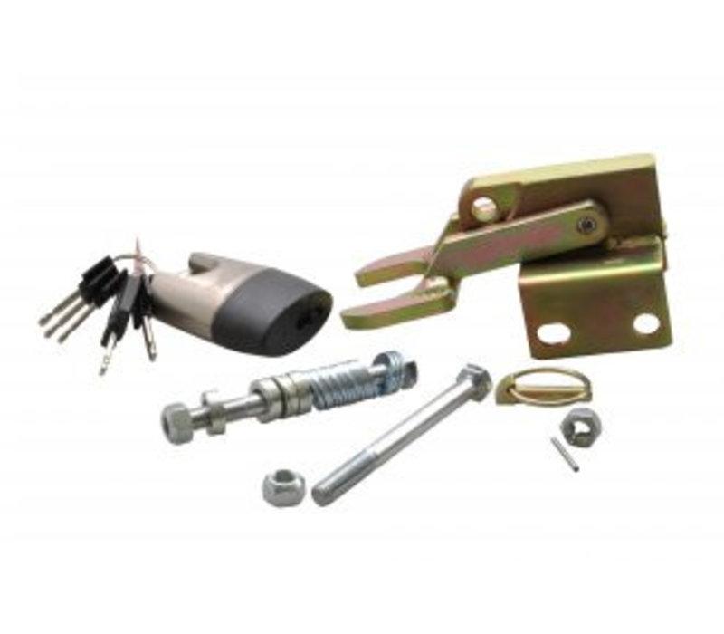 DOUBLE-LOCK Fixed Lock B