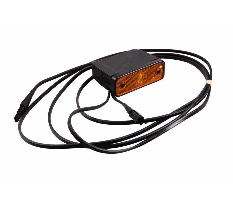 ASPÖCK Sidepoint, zijmarkeringslamp