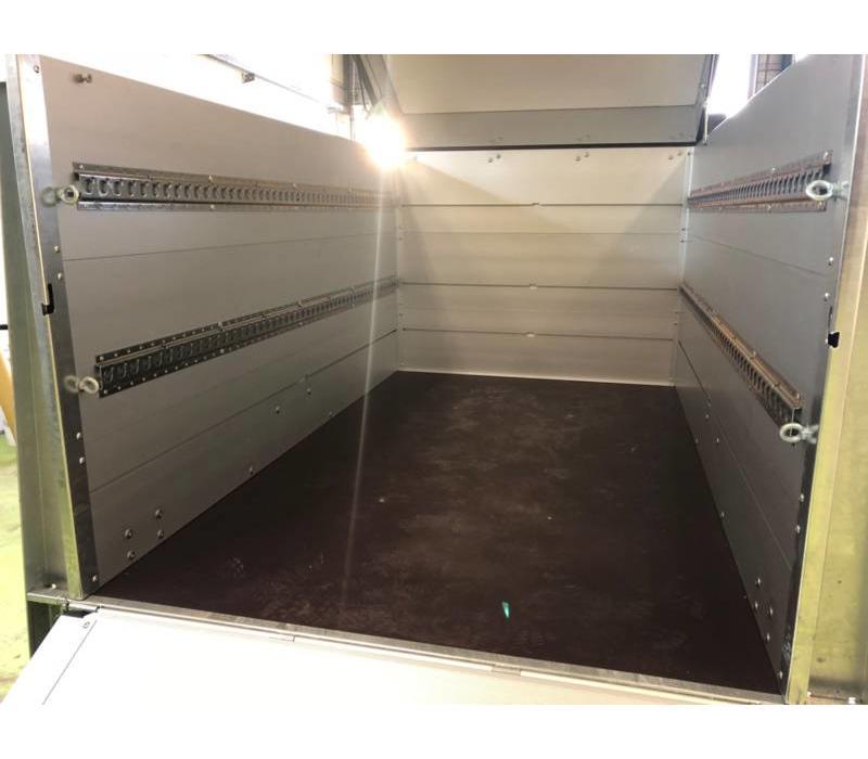 Anssems GTB Gesloten aanhanger211x126x118cm (750kg)