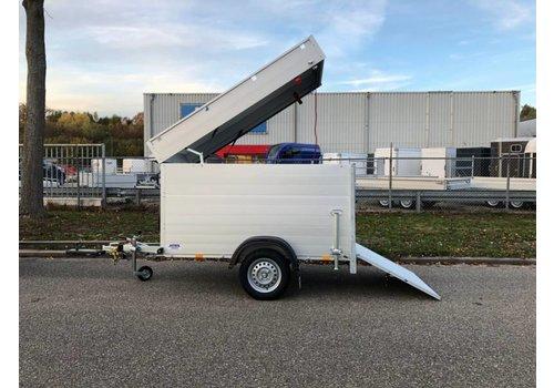 Anssems aanhangwagens Anssems GTB Gesloten aanhanger211x126x118cm (750kg)