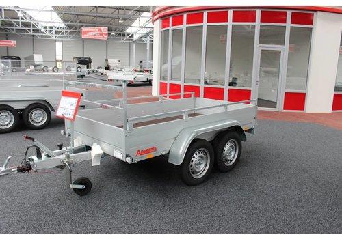 Anssems aanhangwagens Anssems GT750 251x126cm ( 750kg ) tandemasser ongeremd