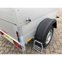 Anssems Bagagewagen 151x101x48cm (500kg) ongeremd