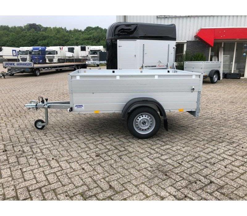 Anssems Bagagewagen 251x126x83cm (1200kg) geremd