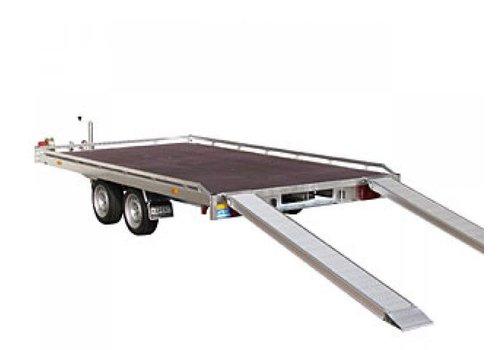 Hapert Aanhangwagens Hapert Indigo HF-2 Transporter 455x200 (2700-3500kg)