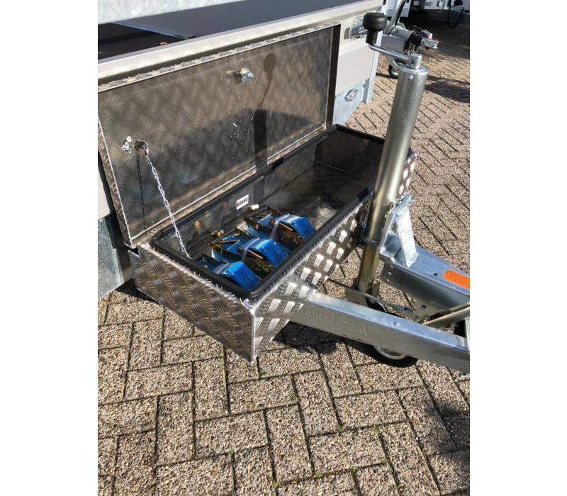 Aluminium disselbak type HV 900x380x190mm