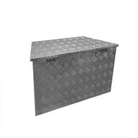 Gebruikte Aluminium disselbak schuin 540x360xH490mm