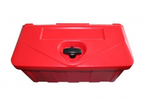 STABILO STABILO Transportbox rood 533 x 253 x 300mm