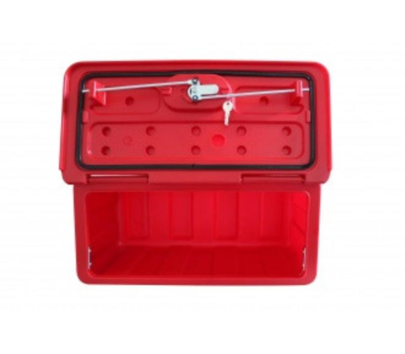 STABILO Transportbox rood 533 x 253 x 300mm