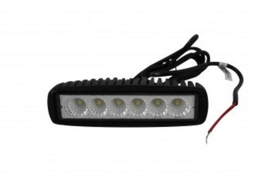 Aspöck ASPÖCK LED werklamp 1350 Lumen  breedtestraler, incl. 1,5 m Kabel