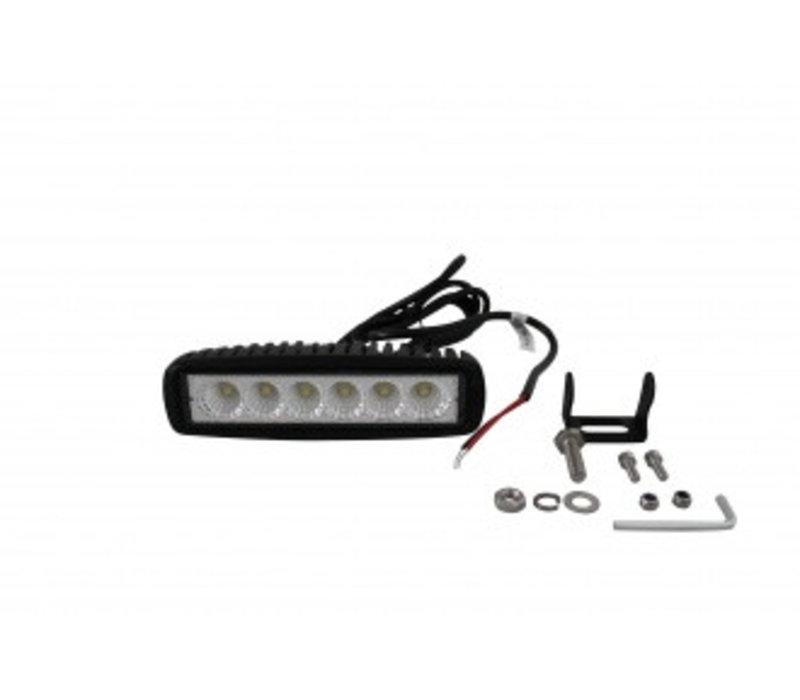ASPÖCK LED werklamp 1350 Lumen  breedtestraler, incl. 1,5 m Kabel