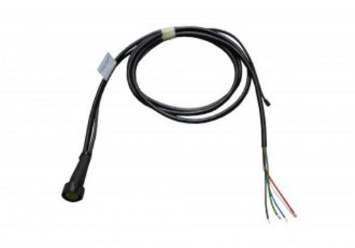 Aspöck ASPÖCK kabeleind 2 M + DC rechts 2m, aftakking DC 0,5 m