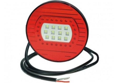 PROPLAST PROPLAST LED achterlicht 12/24 V, Kabel 1,8 m