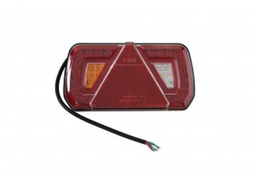 HOWK LED Achterlicht links 12-24V,  500 mm Kabel