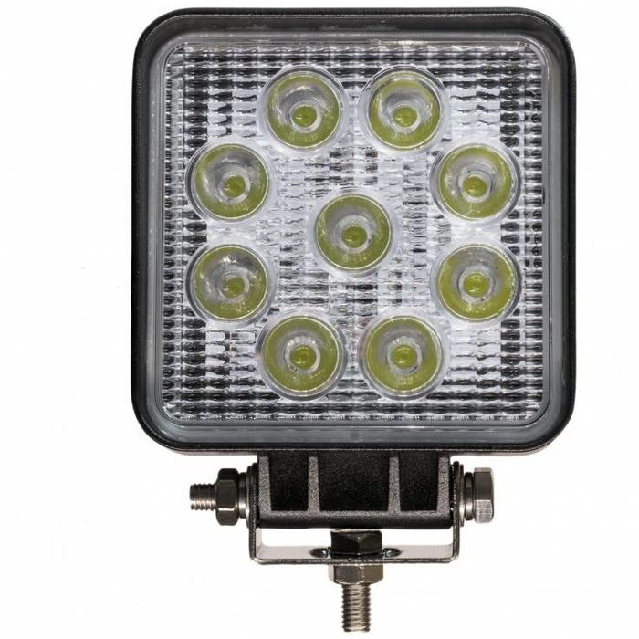 Werkverlichting + Achteruitrijlamp of Flitsers