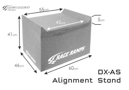 Race Ramp Alignment Stand (set of 2)