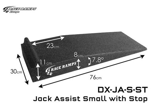 Race Ramp Jack Assist Small with stop (set of 2)
